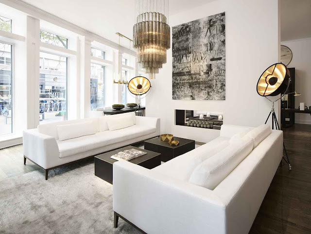 The Style Saloniste Whats Truly Modern And Exciting Now Restoration Hardware Re Inventing