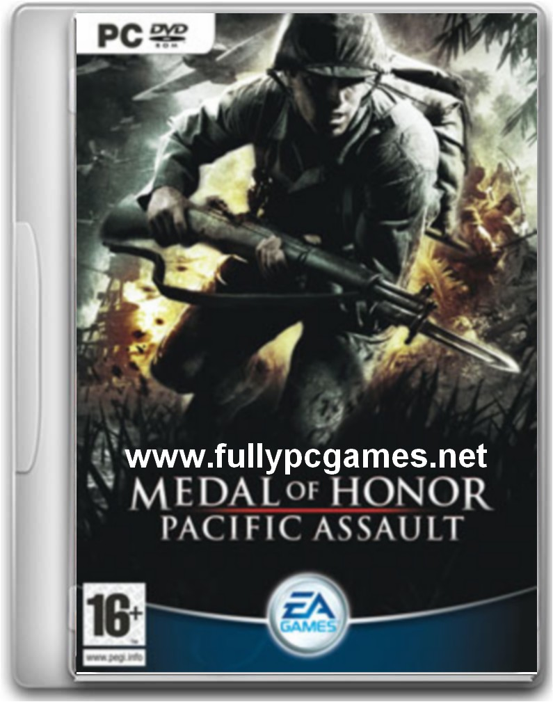 Medal Of Honor Pacific Assault Game Free Download Full ...