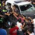 Procesan por robo de auto a tres detenidos por los disturbios de Tulpetlac, en Ecatepec