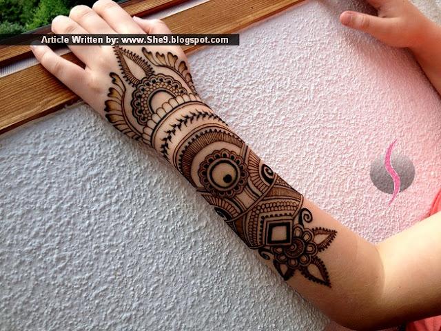 Mehndi Designs New Style : New latest mehndi designs for eid henna