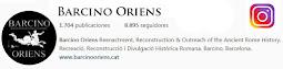 BARCINO ORIENS A INSTAGRAM