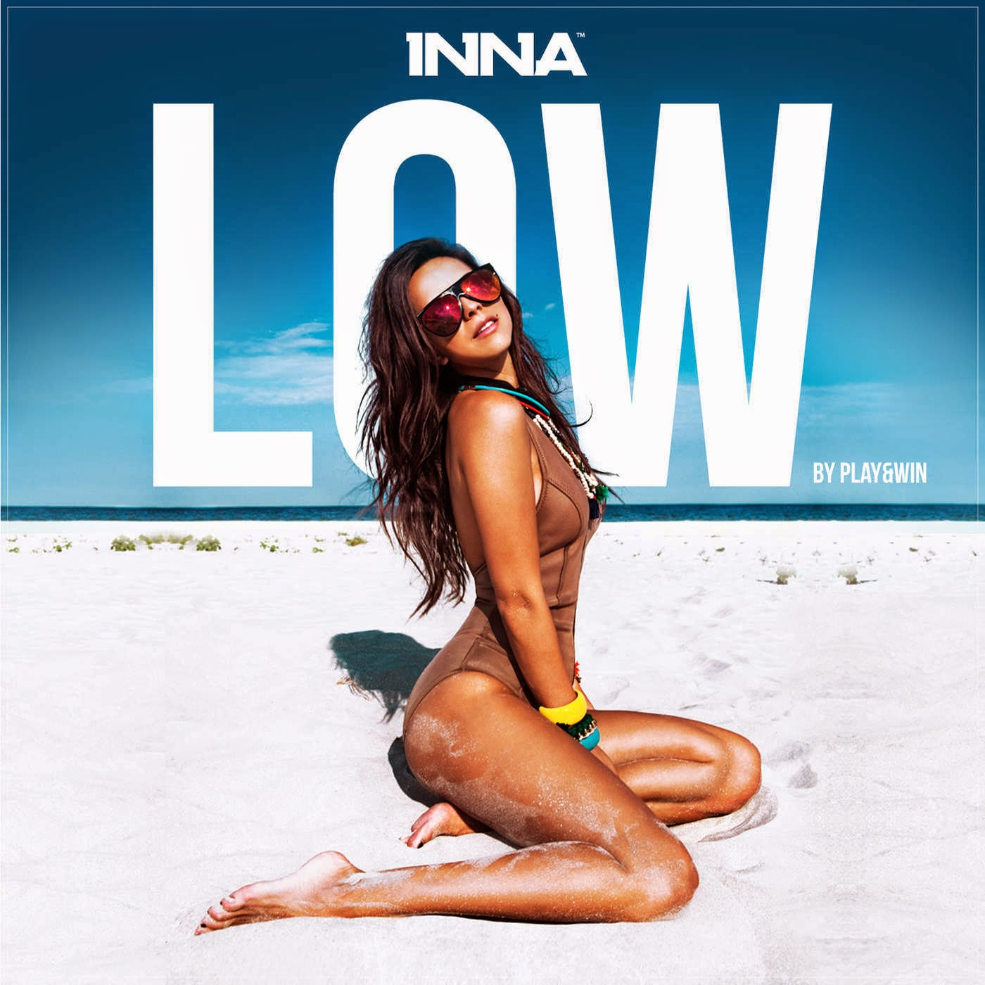 Inna - Low - Single Cover