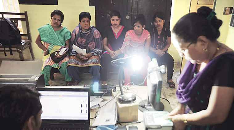 8786 - A Shaky Aadhaar by Rajeev Chandrasekhar, Rajya Sabha MP - Indian Express
