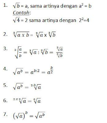 Kumpulan Rumus Matematika Sma Akachopa