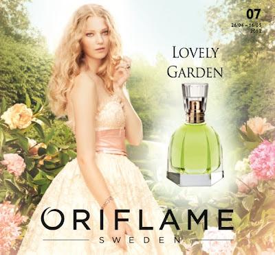 Catálogo 07 de 2012 da Oriflame