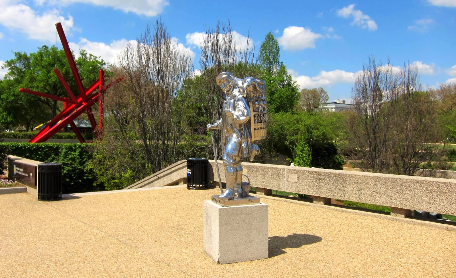 Lindsay schoen art - Hirshhorn museum sculpture garden ...