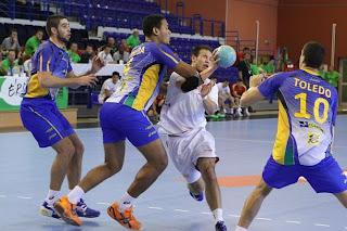 Brasil: 4 jugadores actuaron en los mundiales juvenil / junior | Mundo Handball