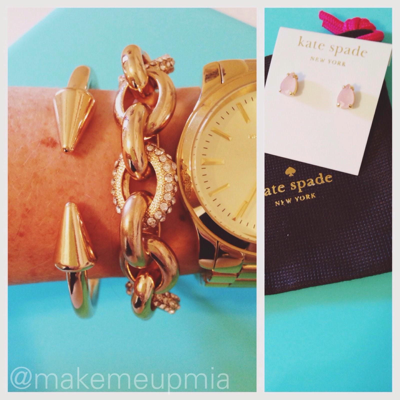 bracelets earrings