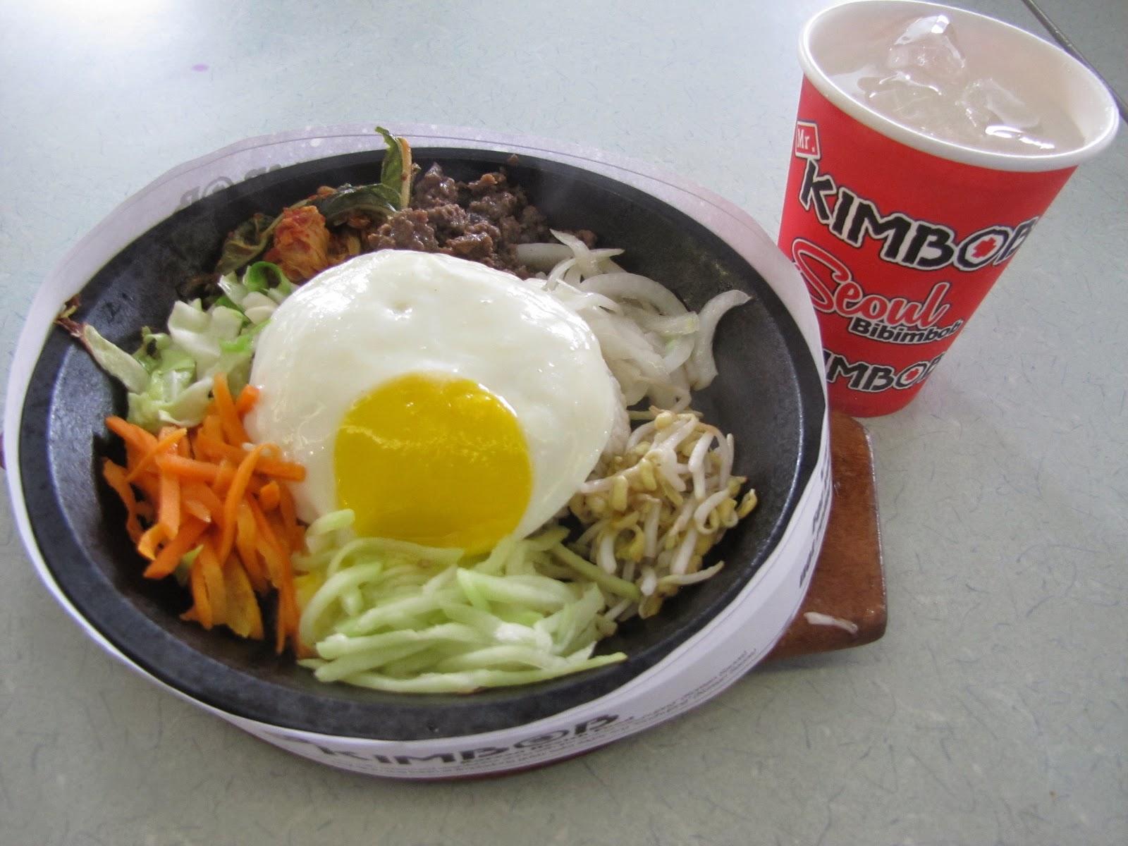 FTW! Blog, Seoul Bibimbob, bibimbap, korean cuisine, #FTWmallrat #FTWEats #FTWblog