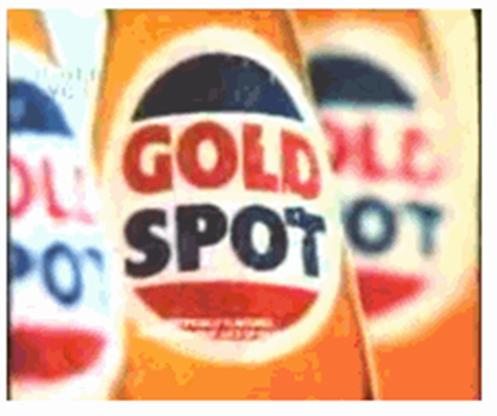 Gold Spot - True Drink of India - Old Photo Collection