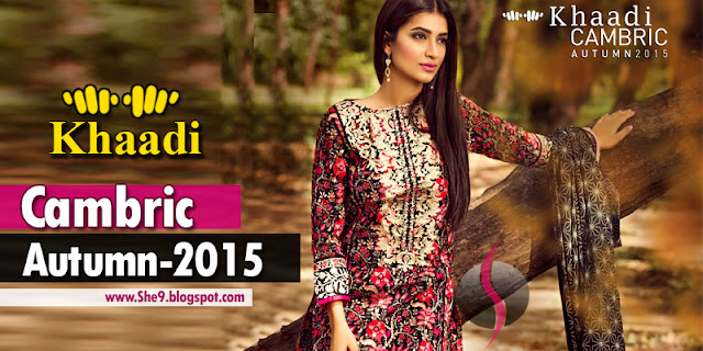 Khaadi Autumn Dress Collection 2015