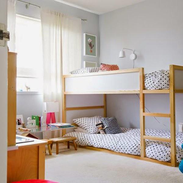 Lalole blog kura una cama infantil altamente personalizable - Cama infantil ikea ...