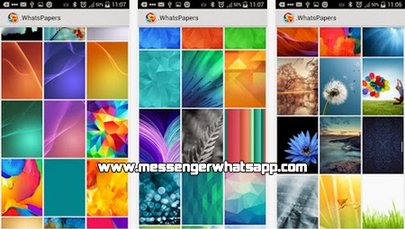 Ponte color a tu WhatsApp con Whatsup Wallpapers
