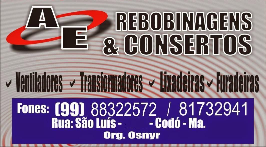 AE Rebobinagens & Concertos