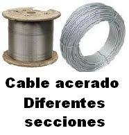 Cable Acerado