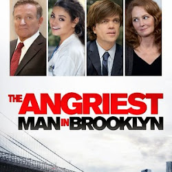 Poster The Angriest Man in Brooklyn 2014