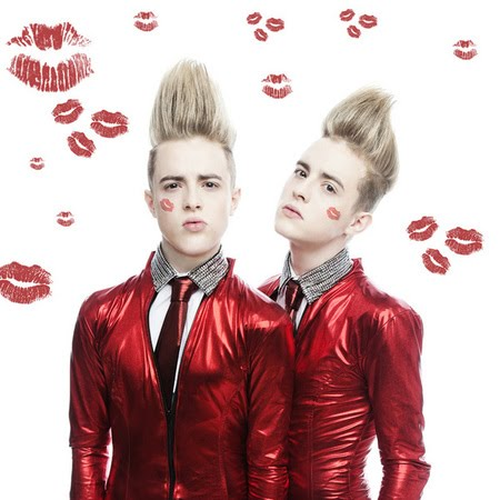 jedward hair color pics