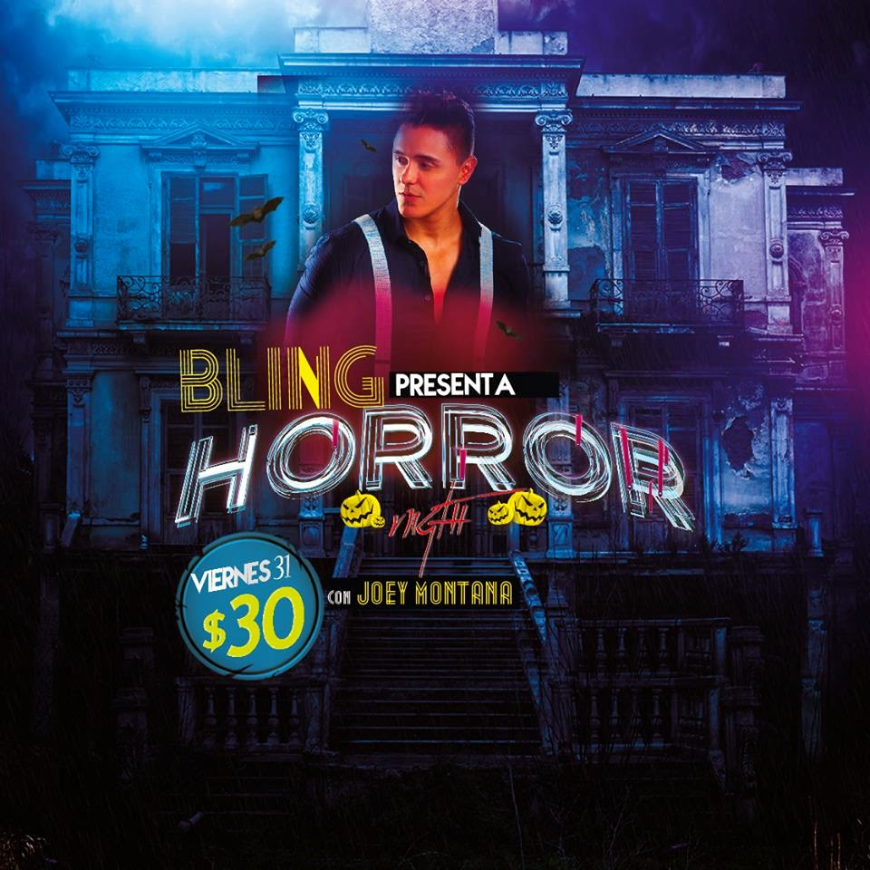 Horror Night - BLING