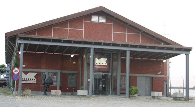 Μουσείο κινηματογράφου προβλήτα Α