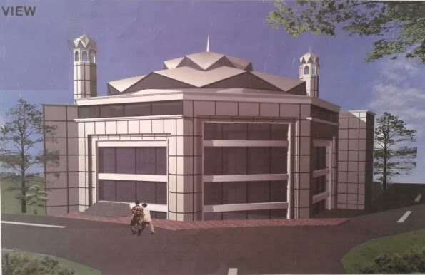 jama masjid jamia boys hostel