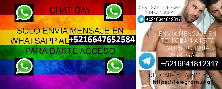 CHAT GAY MEXICO