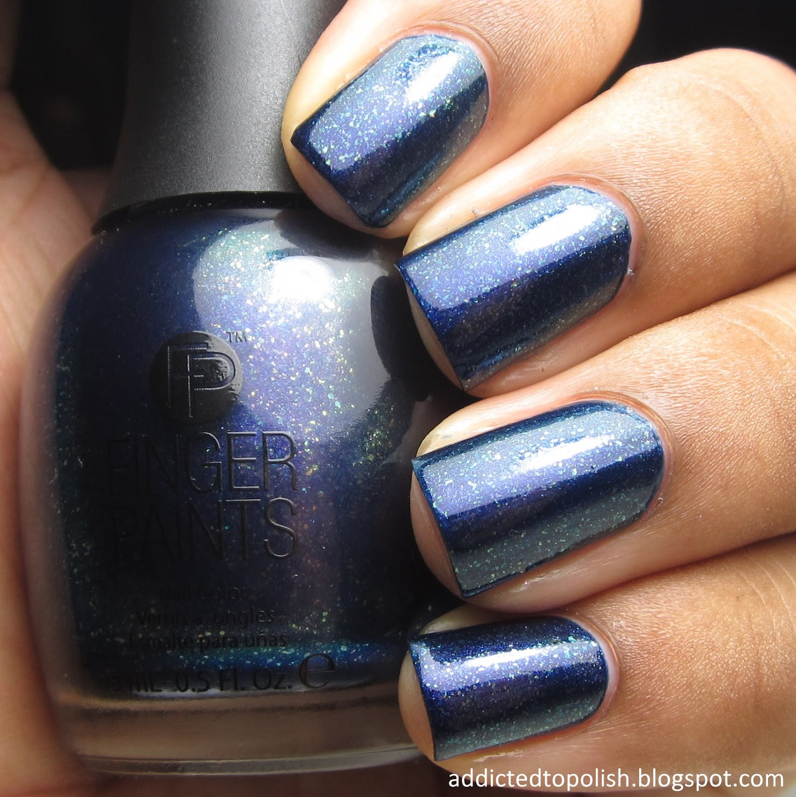 Finger Paints Queen for a Day Fall 2014