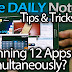 Galaxy Note 3 Tips & Tricks Ep. 4: How Fast Is The Galaxy Note 3?  It Is A Multitasking Powerhouse