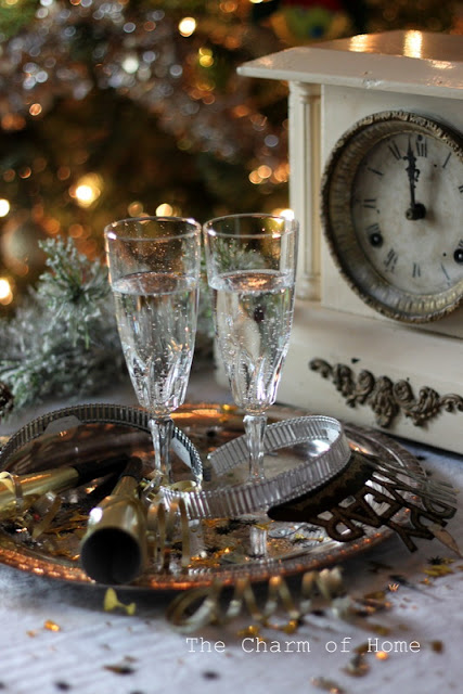 Happy New Year: The Charm of Home
