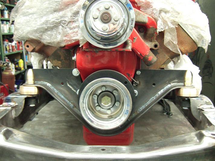 Candy 39 S Hot Rod Supply Shiney Motor Mounts