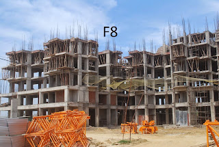 Amrapali Terrace Homes :: Construction Update f8