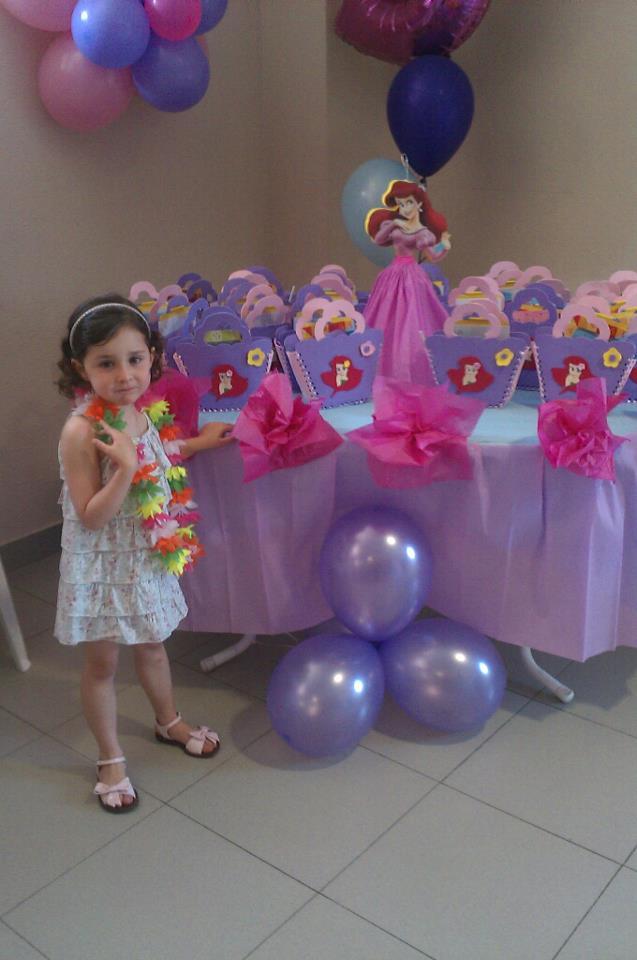 DECORACION DE FIESTAS INFANTILES MIA NICOLE