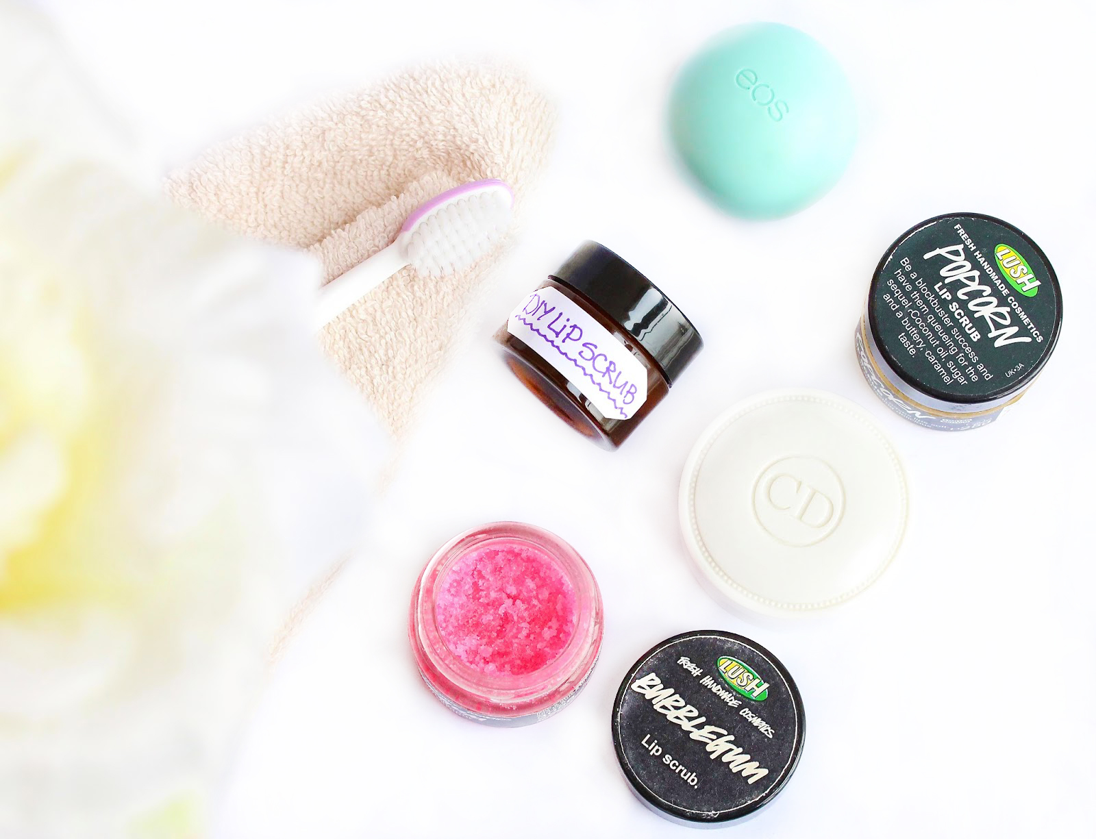 Lip Exfoliation Remedies