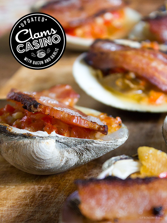 kissin on my syrup clams casino