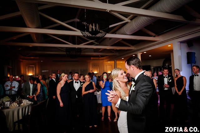 Nantucket Hotel and Resort Wedding Reception