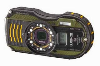 Impermeabile fotocamera digitale Pentax WG-3