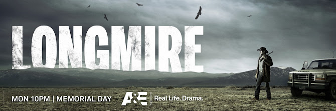Longmire - Season 2 - Beautiful poster and banner