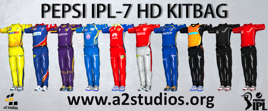 Download Pepsi IPL 7 patch for EA - Cricket Downloads