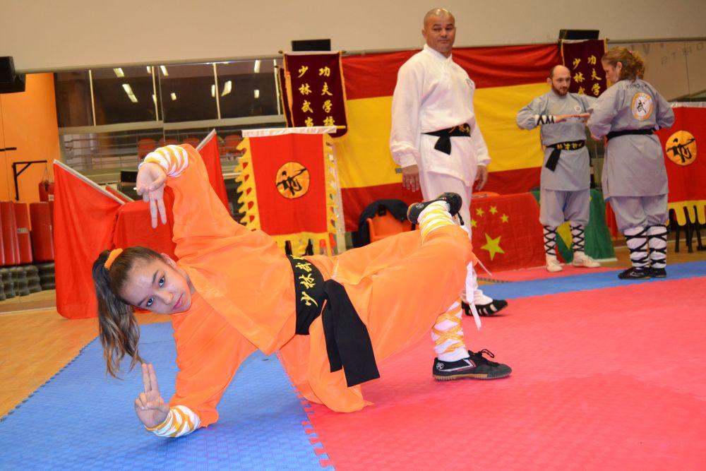 Madrid Kung-Fu Shaolin Escuela Artes Marciales Tlf:626 992 139 Shifu Maestra Paty-Lee Master Senna.