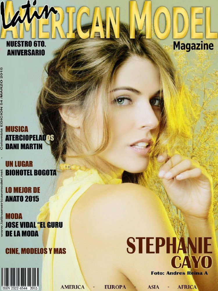 Actress, Soundtrack @ Stephanie Cayo - Latin American Model, March 2015