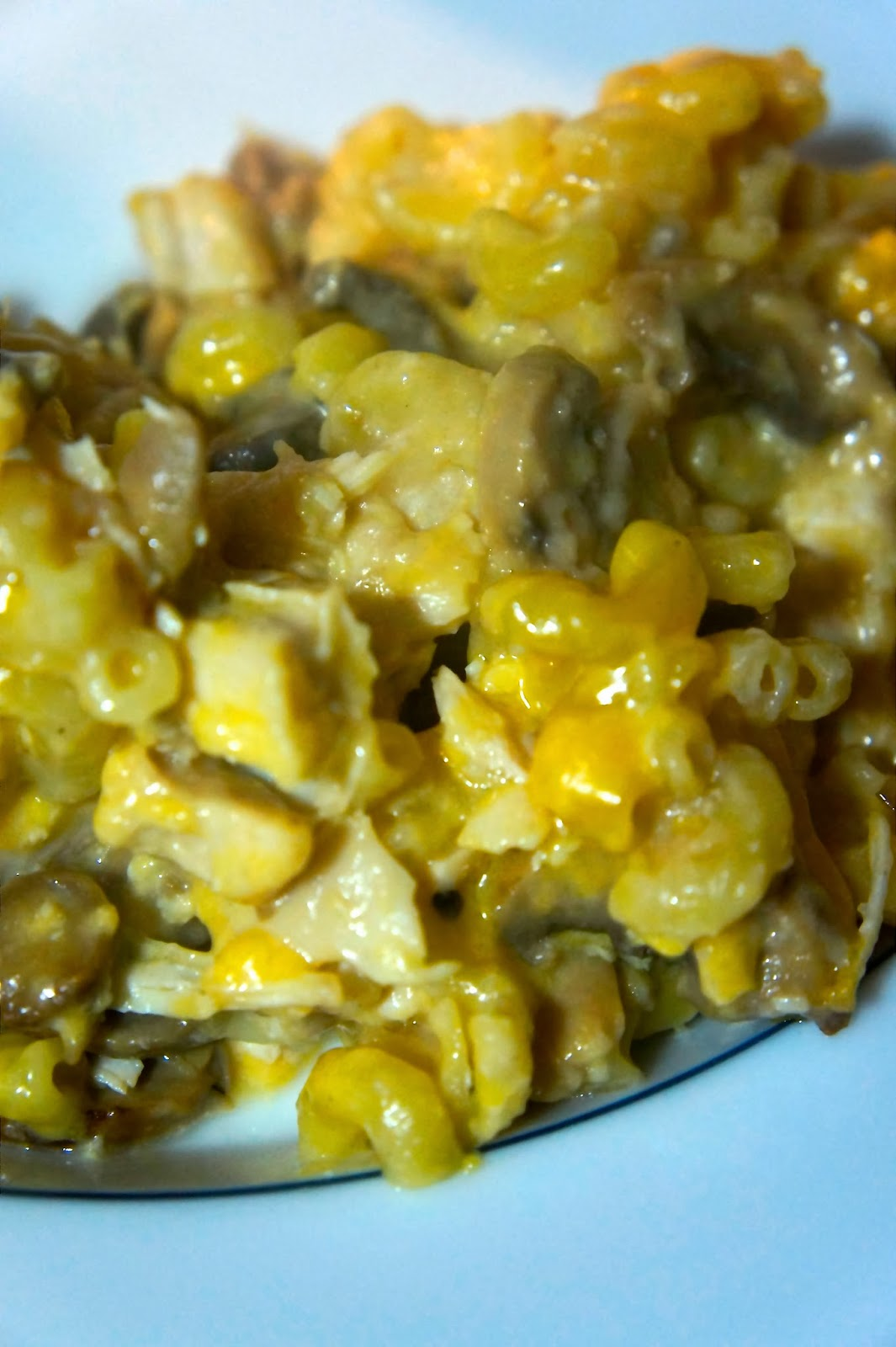 Savory, Sweet and Satisfying: Turkey Macaroni Bake