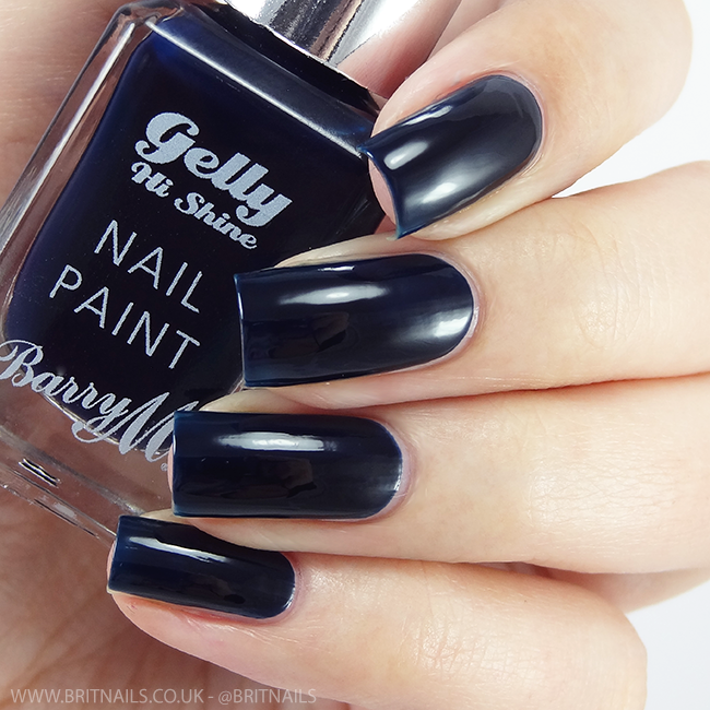 Barry M Black Grape