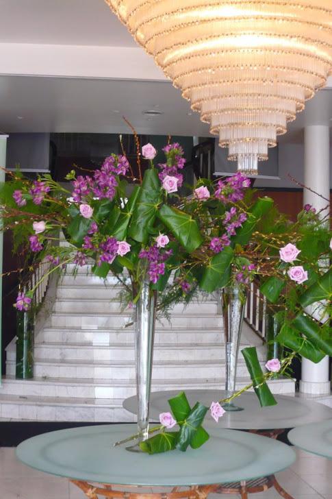 Produção Eventos Arte Floral.(Realização Maria Cida e Marcio Soares.)