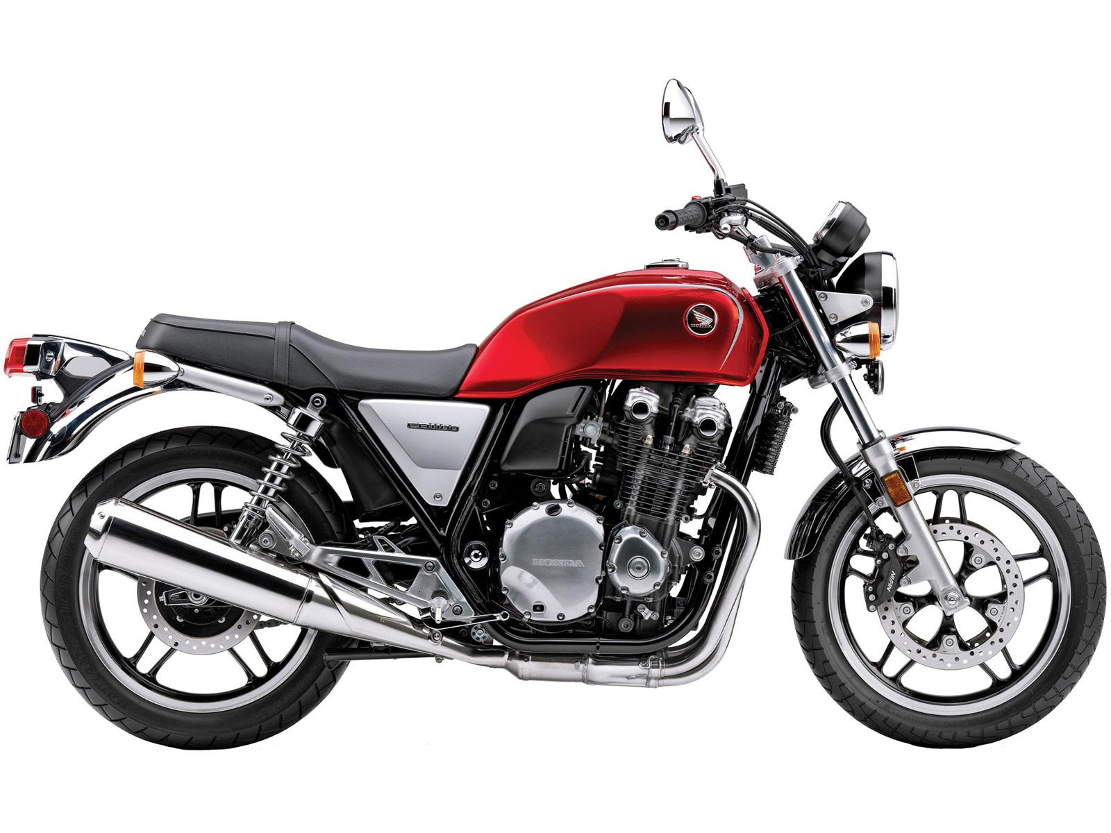 HONDA CB 1100 2013 1100 cm3 | moto roadster | ROUGE