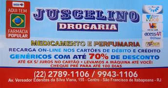 BEM NO CENTRO DE SÃO FRANCISCO DE ITABAPOANA RJ