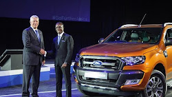 Nigeria Comes To The Fore As Ford Chooses To Assemble Its Ranger Pickup Truck In Lagos