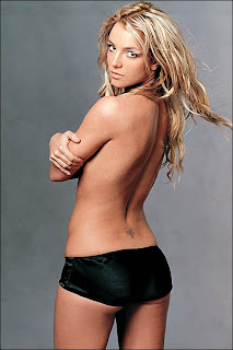 Britney Spears Tattoos Designs