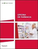 Oficina de Farmacia. Disponible en Libreria Cilsa de Alicante.