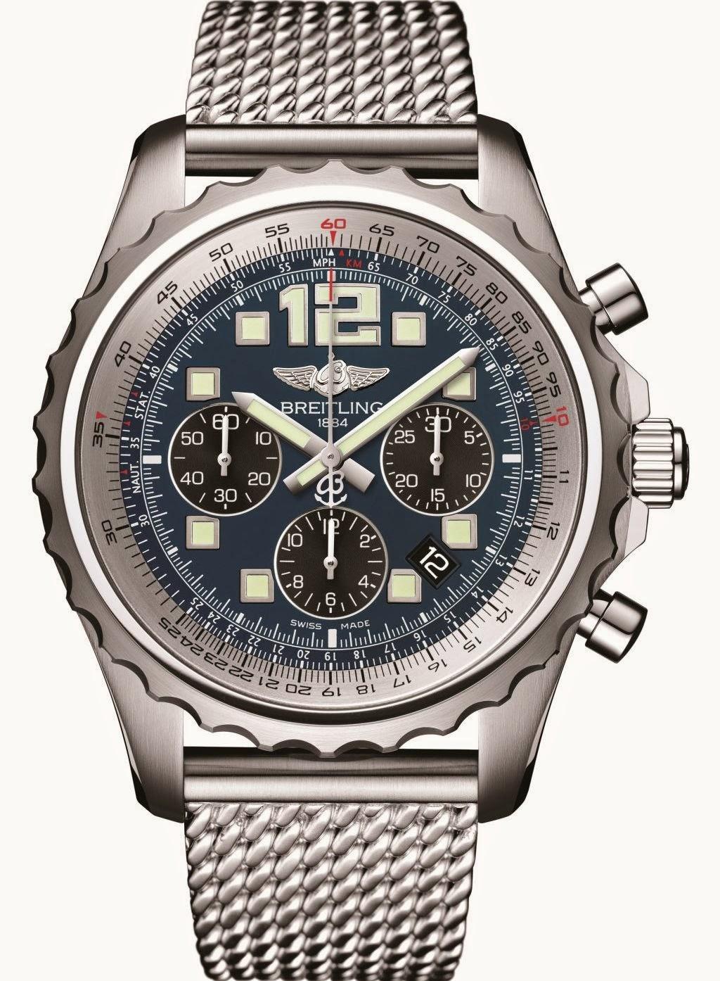 Breitling Chronospace Automatic watch replica