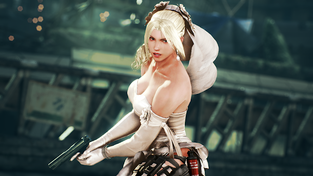 ¡Nina Williams llega a TEKKEN 7 Fated Retribution!