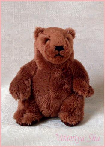 медведь фирмы John West, Ливерпуль